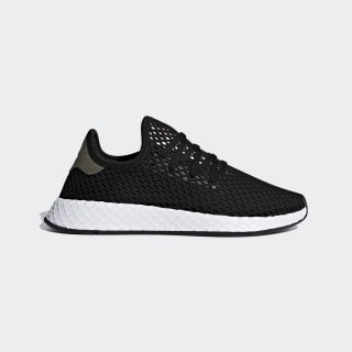 Deerupt Shoes Core Black / Core Black / Tech Silver Met. B37675