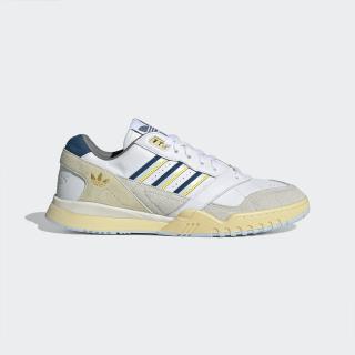 Sapatos A.R. Trainer Cloud White / Legend Marine / Spring Yellow EF5940