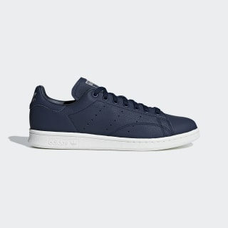 Sapatos Stan Smith Collegiate Navy / Crystal White / Grey Three BD7450