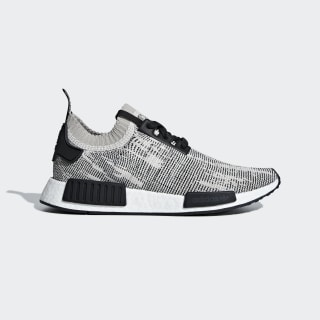 NMD_R1 Primeknit Shoes Sesame / Sesame / Off White AQ0899
