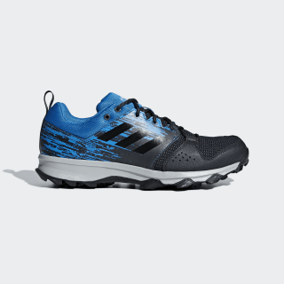 Galaxy Trail Shoes Core Black / Core Black / Bright Blue B43688