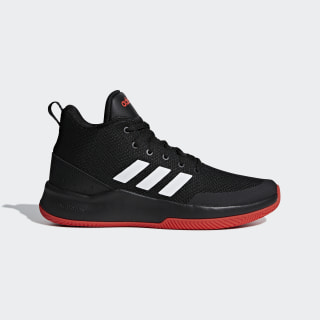 SPD End2End Shoes Core Black / Cloud White / Active Red F34699
