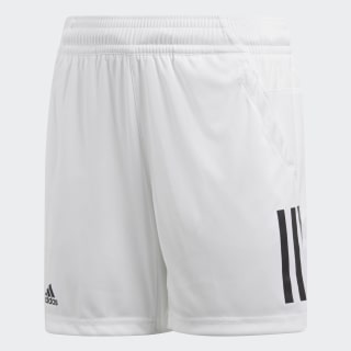 3-Stripes Club Shorts White CV5896