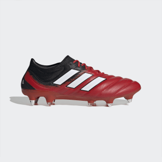 Copa 20.1 Soft Ground Boots Active Red / Cloud White / Core Black G28642