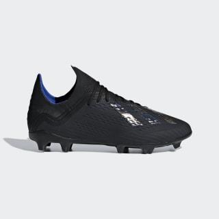 Scarpe da calcio X 18.1 Firm Ground Core Black / Core Black / Bold Blue G26982