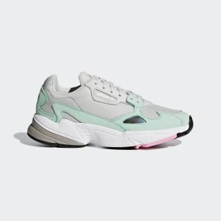 Falcon Shoes Grey One / Grey One / Easy Green B28127