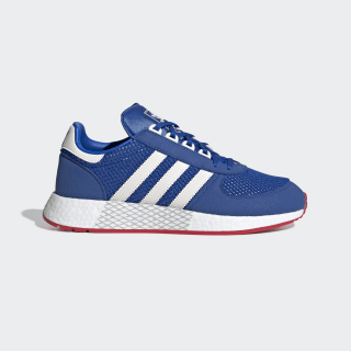 Marathon Tech Shoes Blue / Off White / Glory Red EF4399