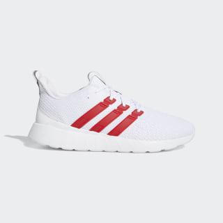 Questar Flow Shoes Cloud White / Scarlet / Grey Two FV9067