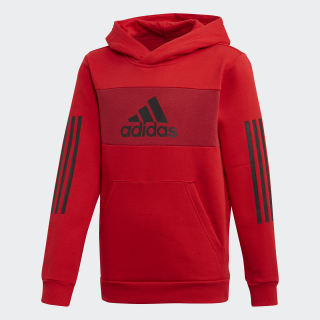 Sport ID Pullover Scarlet / Black / Black ED6501
