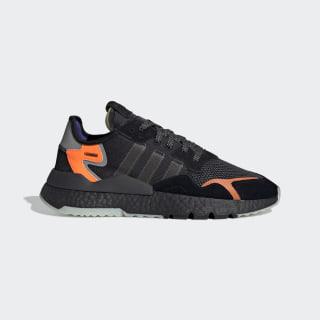 Nite Jogger Boost Shoes Core Black / Carbon / Active Blue CG7088