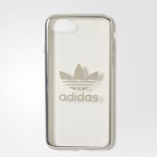 Trefoil Clear Case iPhone 7 Transparent / White CJ1270