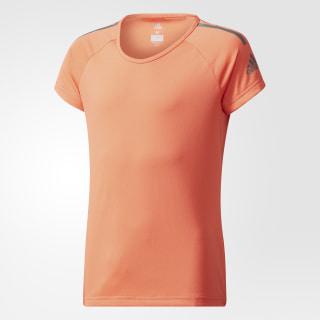Camiseta Training Cool EASY CORAL S17/BLACK CE6061