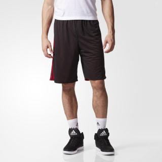 Shorts Baller Reversible BLACK/POWER RED BK0053