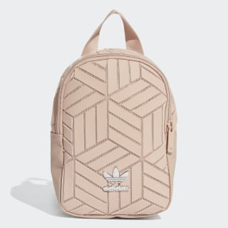 3D Mini Backpack Ash Pearl EK2890