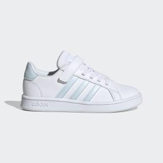 Grand Court Shoes Cloud White / Sky Tint / Cloud White EG6738