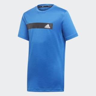 Polera TRAINING ITEMS Blue ED5758