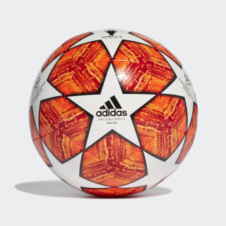 UCL Finale Madrid 5x5 Sala Ball Active Red / Scarlet / White / Solar Red DN8680