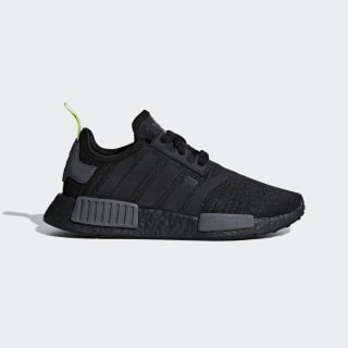NMD_R1 Shoes Core Black / Core Black / Solar Yellow F35839