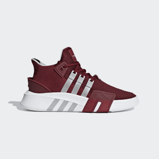 EQT Bask ADV Shoes Noble Maroon / Grey Two / Ftwr White B37515