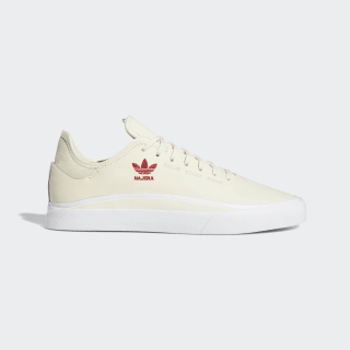 Sabalo Shoes Cream White / Cloud White / Power Red DB3064