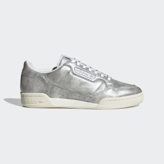 Tenis Continental 80 Cloud White / Silver Metallic / Off White EE5390