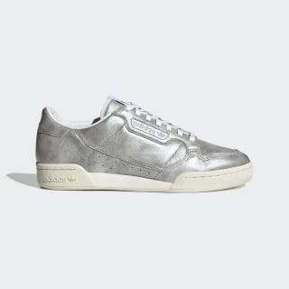 Zapatillas Continental 80 Cloud White / Silver Metallic / Off White EE5390