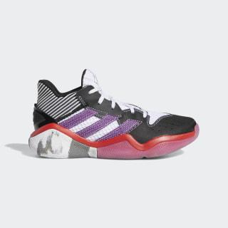 Harden Step-Back Shoes Cloud White / Glory Purple / Core Black FV7184