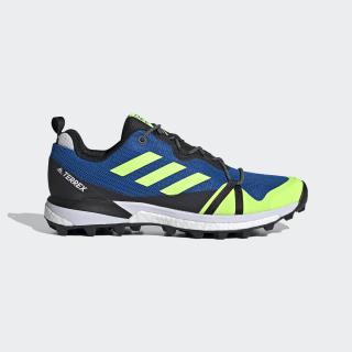 Sapatos de Caminhada Skychaser LT TERREX Glow Blue / Signal Green / Dash Grey EH2428