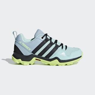 Calzado AX2R Clear Mint / Carbon / Hi-Res Yellow BC0693