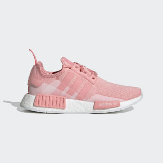 NMD_R1 Shoes Glory Pink / Glory Pink / Cloud White EG7925