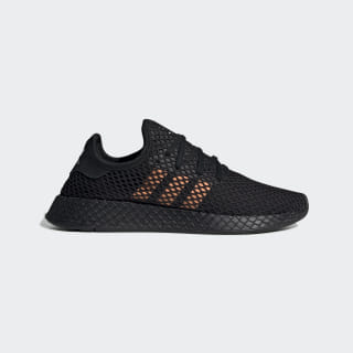 Deerupt Runner Shoes Core Black / Easy Orange / Ftwr White BD7892