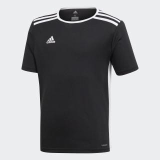 Футболка Entrada black / white CF1041