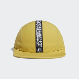 3-Stripes Four-Panel Hat Pyrite / White DU8293