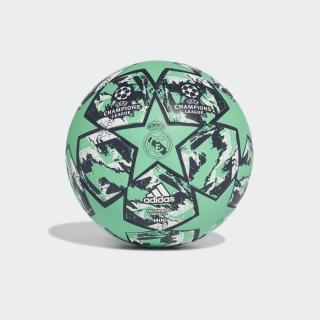 Balón FINALE RM MINI HI-RES GREEN S18/night indigo/white DY2544