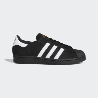Superstar Shoes Core Black / Cloud White / Gold Metallic FV0321