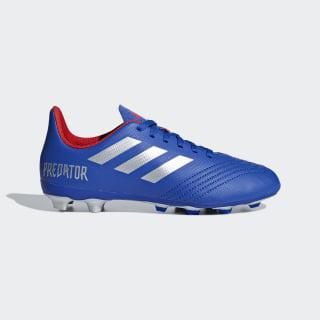 Zapatos de Fútbol Predator 19.4 Multiterreno bold blue / silver met. / active red CM8540