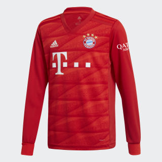 FC Bayern Home Jersey Fcb True Red DX9254