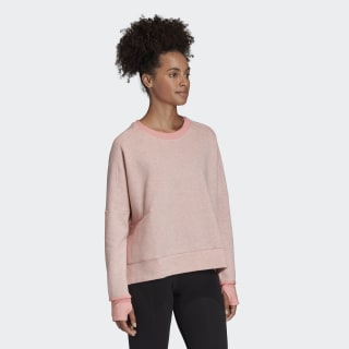 Must Haves Versatility Crew Sweatshirt Glory Pink Mel FL4205