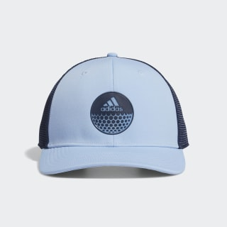 Globe Trucker Hat Glow Blue DX6216