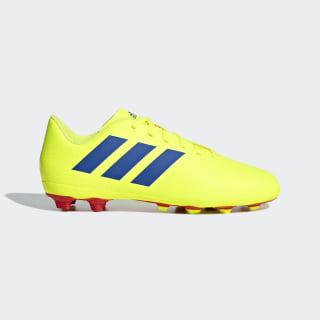 Nemeziz 18.4 Flexible Ground Cleats Solar Yellow / Football Blue / Active Red CM8509