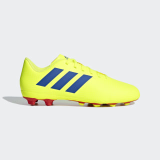 Zapatos de Fútbol Nemeziz 18.4 Multiterreno Solar Yellow / Football Blue / Multi CM8509