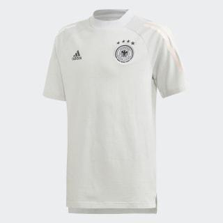 T-shirt da Alemanha Clear Grey FI0749