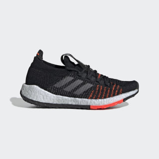 Chaussure Pulseboost HD Core Black / Grey Five / Solar Red EE4030