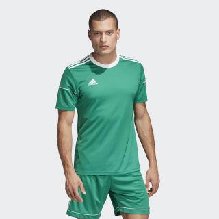 Camisola Squadra 17 Bold Green / White BJ9179