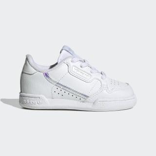 Sapatos Continental 80 Cloud White / Cloud White / Core Black FU6670