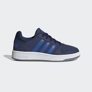 Tenis Hoops 2.0 Dark Blue / Blue / Grey Three EE8999