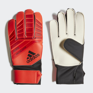 Predator Junior Goalkeeper Gloves Active Red / Solar Red / Black DN8560