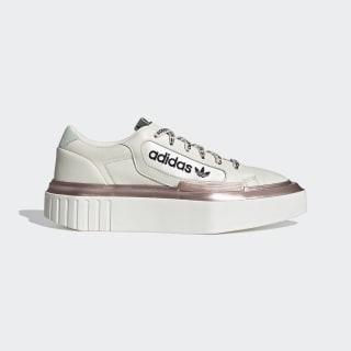 Кроссовки adidas Hypersleek Off White / Ash Grey / Copper Metallic FV4084