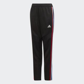 Pantalon d'entraînement Tiro 19 Black / Power Red / White / Bold Blue FK9661