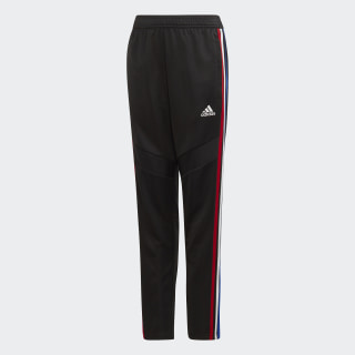 Tiro 19 Training Pants Black / Power Red / White / Bold Blue FK9661